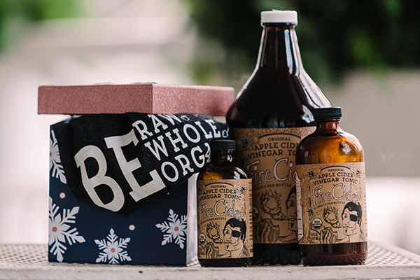 Give the gift of a Fire Cider subscription this year. Buy now at FireCider.com